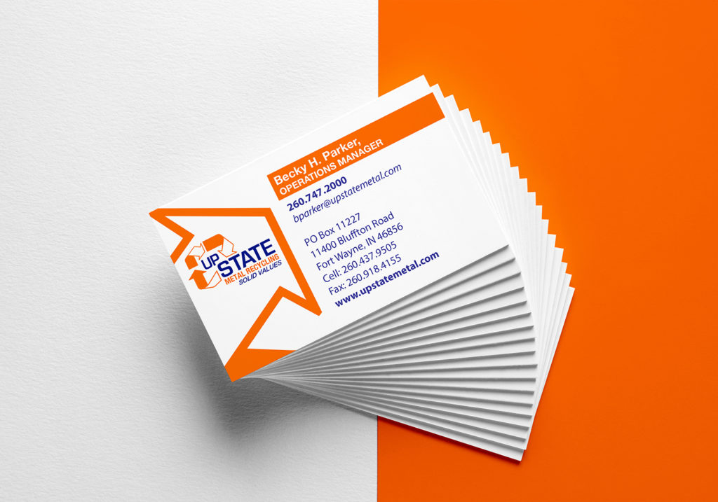 Realistic Business Cards MockUp 6