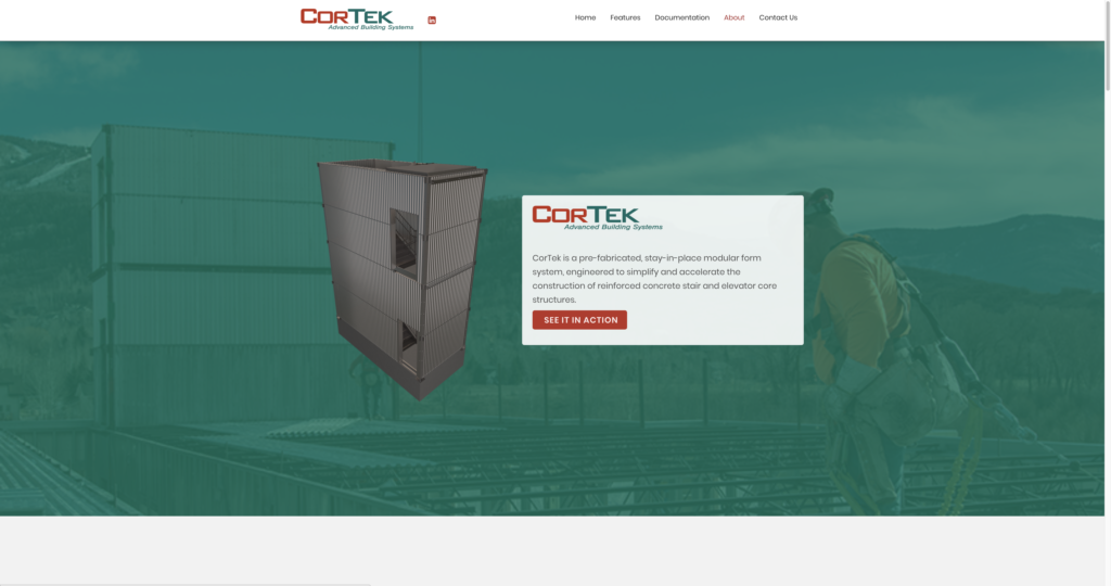 CorTek ABS Website