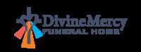 divine Mercy logo gradient no white