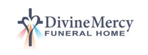 divine Mercy logo gradient no white