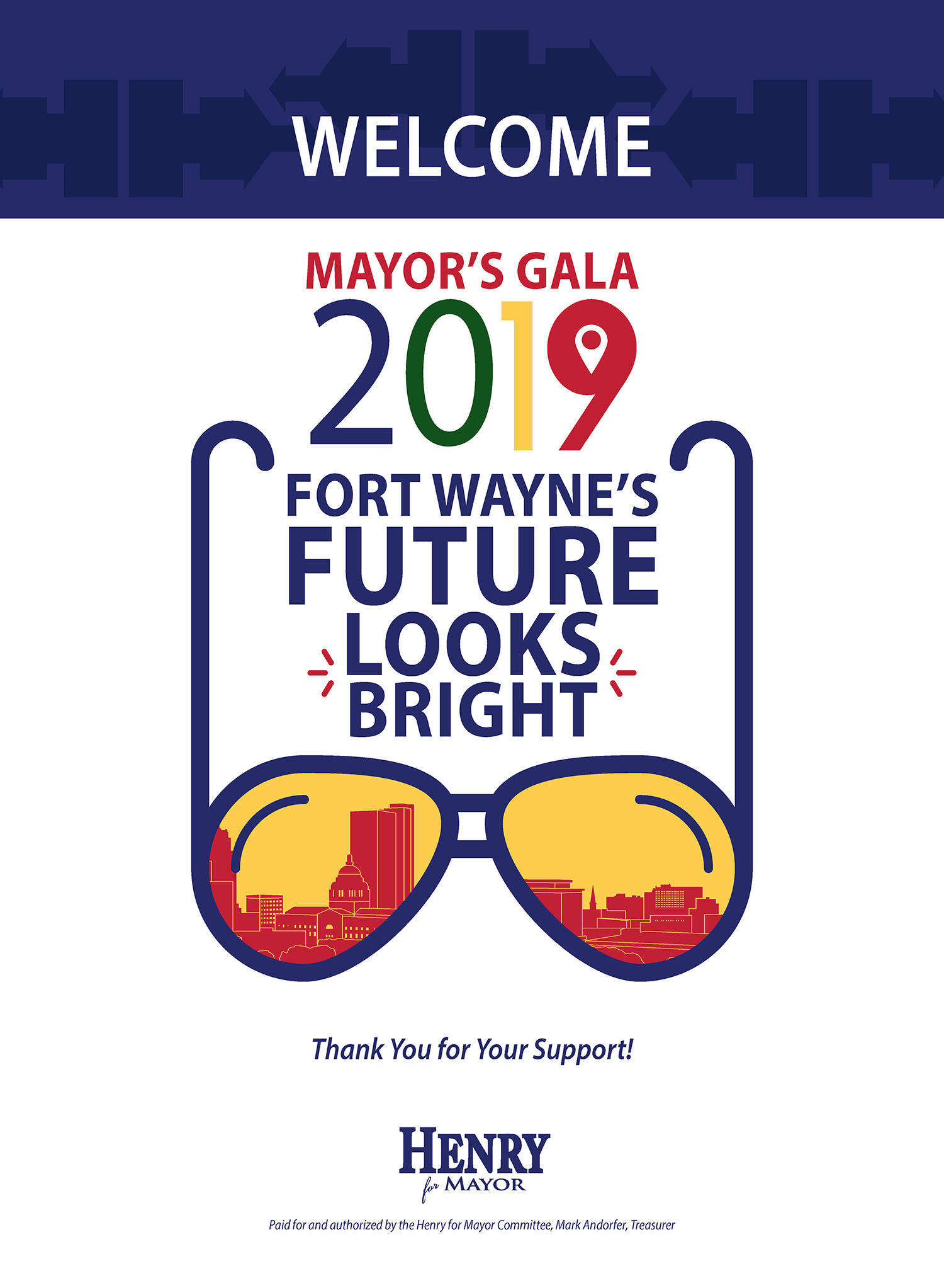 Mayors Gala 2019