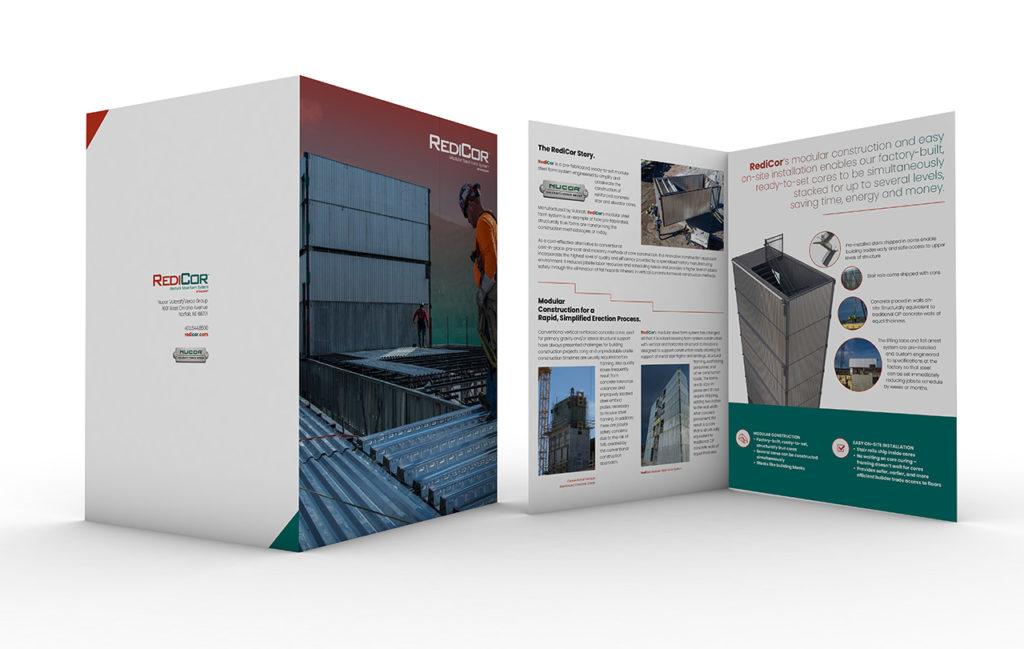 RediCor presentation folder
