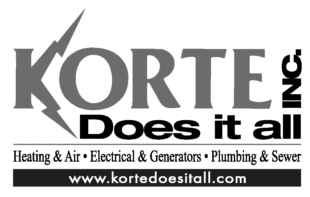 Korte Heating & Air logo variation